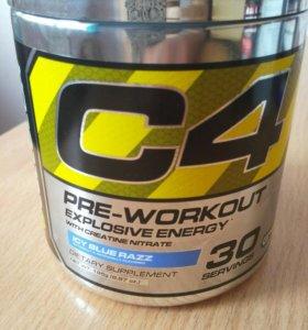 Предтренировочный комплекс C4 pre-workout