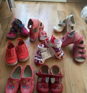 Сандали туфли 22,23 размеры