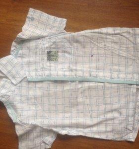 Рубашка батистовая