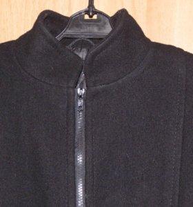 Пальто драповое 42-44