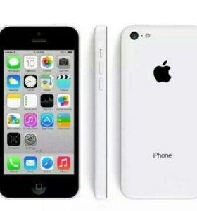Айфон 5с Белый