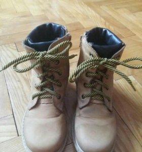 Ботинки тимбирленды