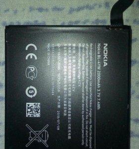 Lumia 925 Батарея аккумулятор новый