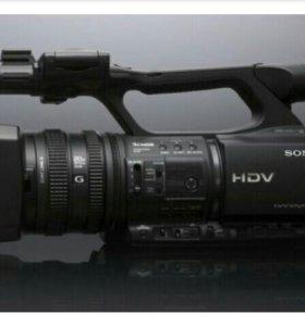 Видеокамера высокой четкости Sony HDR-FX1000E