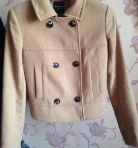 Кашемировое пальто инсити