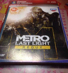 Диск Метро last light redux