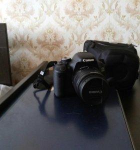 Фотоаппарат Canon eos600d
