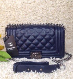 Chanel Boy. Женская сумка клатч