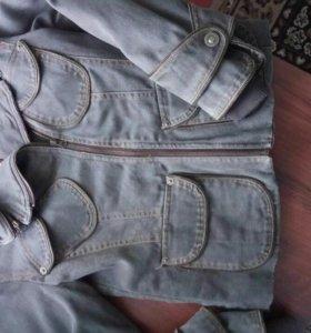Куртка ( внутри подклада теплая)