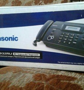 Телефакс Panasonik KX-FT932RU