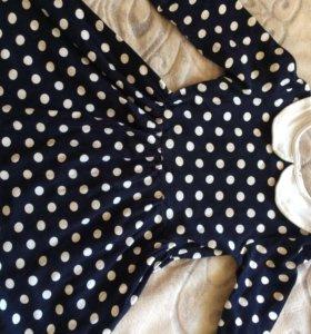 Платье на девочку рост 122