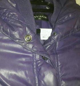 Куртка весенняя savage