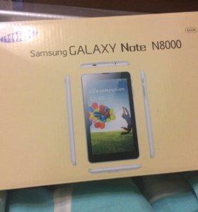 Планшет Samsung Galaxy Note N800