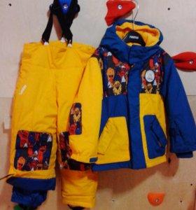 костюм горнолыжный 99-104