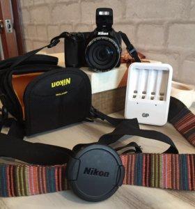 Фотоаппарат cool pix l820