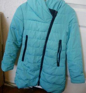 Новая куртка (демисезонная)