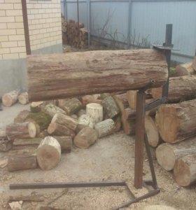 Стойка для пилки дров(метровок)