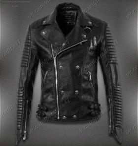 Куртка из ЭКО кожа