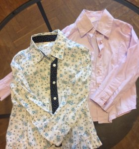 Рубашки для девочки