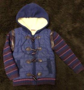 Куртка весна/осень Pelican на 4 года