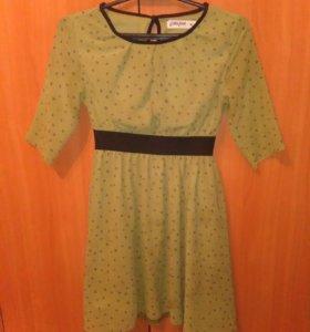 Праздничное платье 10-11 лет