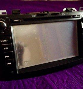 Головное устройство мультимедиа Mazda 3bl