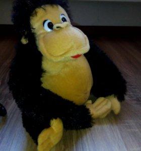 Мягкая обезьянка
