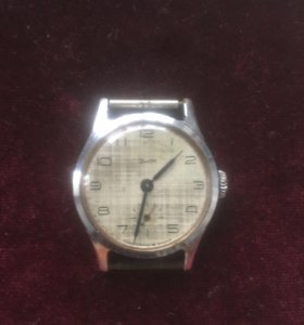 Часы советских времён