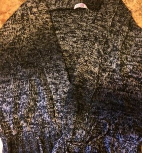 Кофта , свитер , вязанный жакет