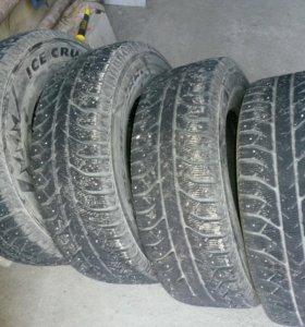 Зимние шины 265/70-R16