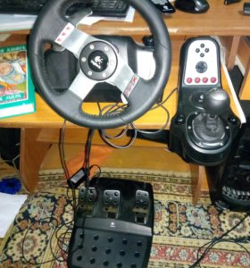Игровой руль G27