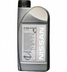 Nissan масло АКПП AT-matik D FLuid