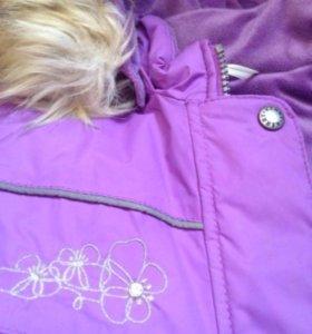 Зимнее пальто Kerry для девочки (размер 110)