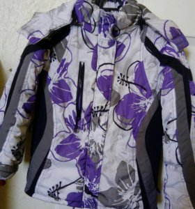 Куртка-горнолыжка