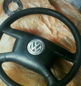 Руль VW с подушкой airbag