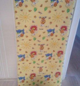 Кокосовый матрац в детскую кроватку