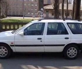 Автомобиль легковой Ford Escort