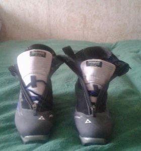 Лыжные ботинки DEMIX