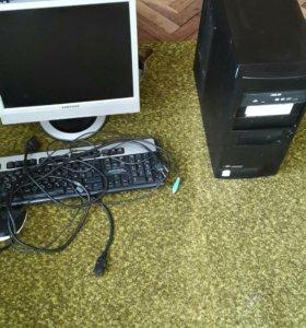 Продам офисный игровой компьютер
