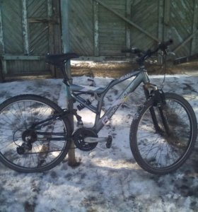 велосепед/горный/в хорошим состояние!