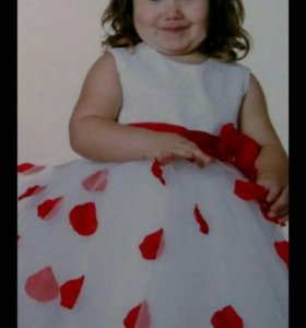 красивое детское платье