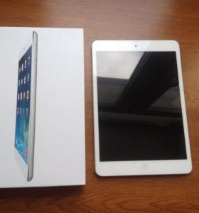 iPad mini 16 GB wi-fi silver