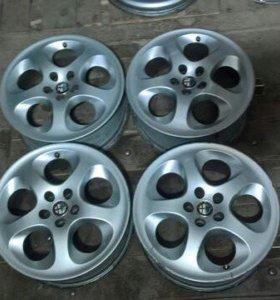 Комплект дисков Alfa Romeo