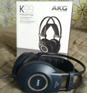 Студийные наушники AKG K99