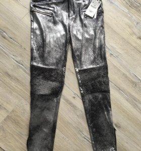 Новые с бирками брюки Zara Premium Denim Collectio