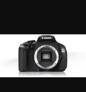 Canon ios 600d