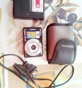 Продам фотоаппарат Sony DSC-W70 на запчасти