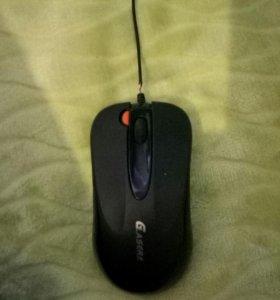 Мышь a4tech Glaser