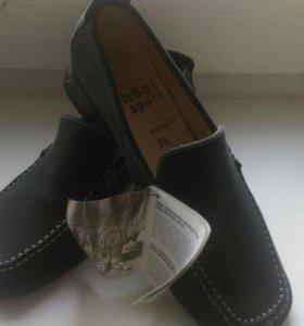 Мокассины, туфли hogl.