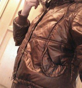 Куртка зима-весна р. 40-42